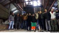 Zonguldak'ta Madenciler Arkadaşlarının İşten Çıkarılmasına Tepki Olarak Üretimi Durdurdu…