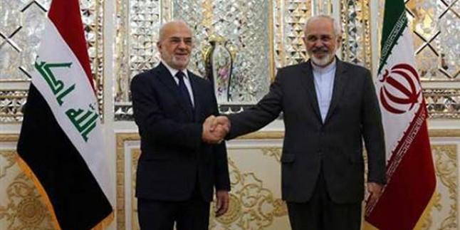 Irak-İran Dışişleri Bakanları Ortak Basın Toplantısı Düzenledi…