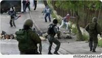 Batı Yaka'nın Cenin Vilayetinde Filistinli Gençlerle Siyonist İşgal Güçleri Arasında Çatışmalar Yaşandı…