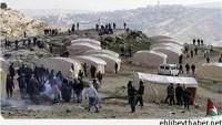 Siyonist İşgal Güçleri Şehid Bakan Adına Yapılan Köyü Yıktı…