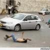 Dün akşam Siyonist İsrail polisinin Filistinli bir kız çocuğuna aracıyla çarptığı bildirildi