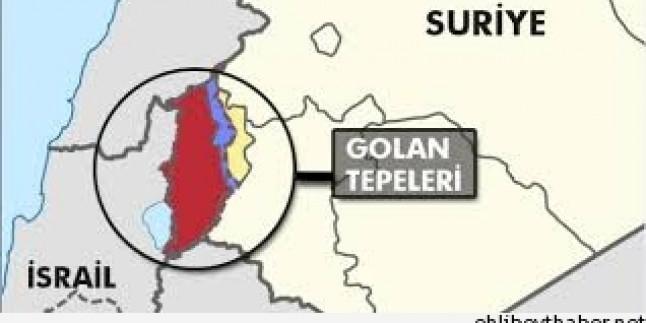 BM'den İsrail'e Golan'dan Çekilme Oylaması