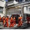 Beş Guantanamo mahkumu Kazakistan'a nakledildi