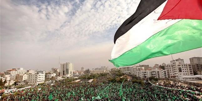 """Hamas: Gelecek Savaşın Sloganı """"Kudüs"""" Olacak…"""