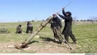 Teröristler Suriye'de yine sivilleri hedef aldı