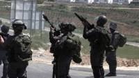 Korsan İsrail askerlerinin açtığı ateş sonucu Batı Şeria'da 4 Filistinlinin yaralandığı bildirildi…