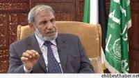 Mahmut Ez-Zahar: Abbas Düşmanla Sürdürdüğü Barış Görüşmelerinde Başarısızlığını Örtmeyi Amaçlıyor.