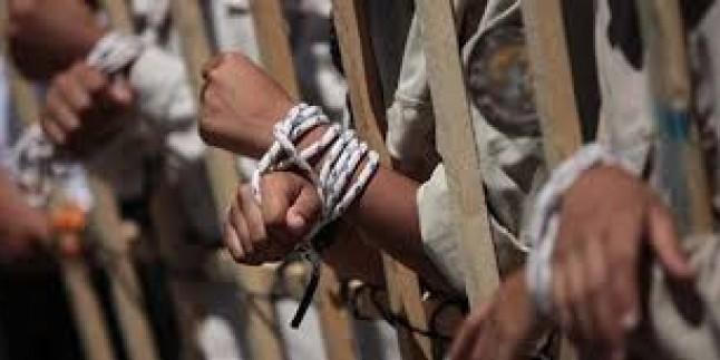 Siyonist İşgal Zindanlarında Tutuklulara İşkence Şiddetlendirilmiştir
