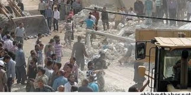 Irak'ta teröristlerden havan topu saldırısı