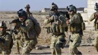 Irak'ın batısında el'Bağdadi bölgesi IŞİD işgalinden temizlendi