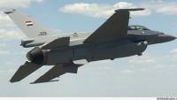 Irak Ordusu IŞİD Mevzilerini Bombaladı: 35 Terörist Öldü…