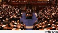 İrlanda Meclisi Filistin'in Tanınması Çağrısında Bulunan Önergeyi Kabul Etti…