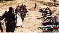 Terör örgütü IŞİD 2 bin Suriyeli'yi öldürdü