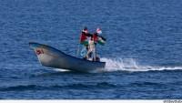 Siyonist İşgal Güçleri Gazzeli Balıkçılara ve Tarım Arazilerine Saldırdı…
