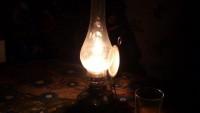 Mısır'ın elektriğini kestiği Gazze halkı, Mısır'a karşı eylem yaptı.