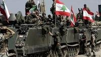 Fransa yönetimi Lübnan ordusuna ileri teknoloji silahları teslim etme sürecini sabote ediyor