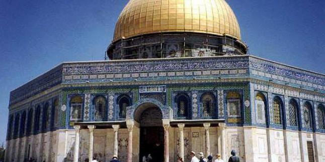 Mescid-i Aksa Hatibi: Kudüs Davasının Pazarlık Konusu Yapılması Mümkün Değil…
