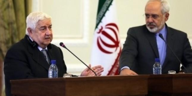 Muallim: Krizi Çözümlemek İçin İran Ve Rusya İle Siyasi Bir Çözüm Bulma Arayışındayız…