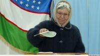 Özbekistan'da cumhurbaşkanlığı seçimi yapılıyor.