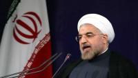 Ruhani'den Endonezya Cumhurbaşkanı'na taziye mesajı