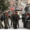 Suriye Ordusu Halep Kırsalında Teröristlere Ait Hücreleri İmha Etti.