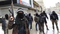 """""""Ilıman Muhalifler"""" Olarak Adlandırılan Teröristler Suriye'de Çocukları Hedef Almaya Devam Ediyor…"""