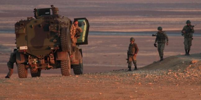 IŞİD'e katılmak için giden grup Kilis'te yakalandı