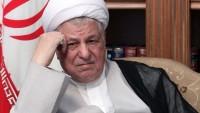 Laricani: Ayetullah Rafsancani zor günlerin adamıydı