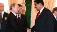 Venezuela Devlet Başkanı Maduro Rusya'da…