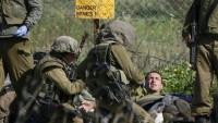 Foto: Yaralanan Korsan İsrail Askerlerinin Perişan Halleri…