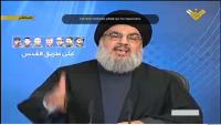 Seyyid Hasan Nasrullah: Siyonist Rejime Sesleniyorum; Madem ki Güçlüsün, Suikastı Niçin Üstlenemiyorsun?