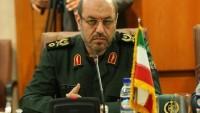 İran Savunma Bakanı Dehkan: İran Tüm Durumlarda Düşmanlar Tarafından Gerçekleşebilecek Her Türlü Saldırıya Yanıt Verecek Güce Sahiptir.