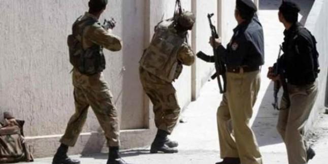 Pakistan'da Düzenlenen Saldırıda 7 Kişi Hayatını Kaybetti…