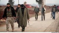 3 Bin ÖSO Teröristi IŞİD'e Katıldı…