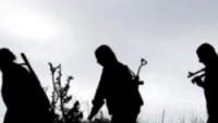 Suriye'de teröristler teslim oluyor.