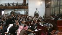 Yemen Meclisi, Yemen Cumhurbaşkanı'nın İstifasını Kabul Etmedi.
