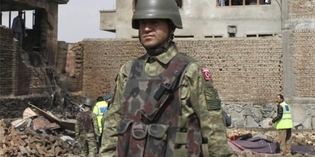Türk Askeri Afganistan'a Gidiyor…