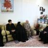Ruhani, Şehit ve Gazi Ailelerini Ziyaret Etti…