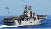 ABD savaş gemileri Kızıldeniz'de