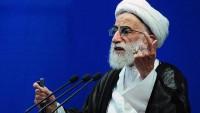 Ayetullah Cenneti: İran nükleer silah yapımı ve kullanımını haram biliyor