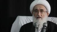 Ayetullah Nuri Hemedani: Sapkın vahabiyet fırkası işlediği cinayetlerde Siyonizme hizmet hedefi güdüyor