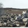 Ayn Arap Ahalisi, 2 Köyü IŞİD Teröristlerinden Temizledi…