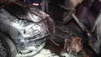 Bahçelievler'de feci kaza: 2 işçi öldü