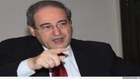 Mikdad: ABD, İsrail'in bölge politikalarındaki taşeronu