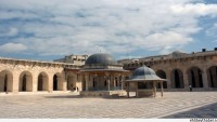 Tekfirci Teröristler, Halep Emevi Camisine Saldırdı…