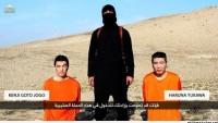 IŞİD, Japon rehineleri ölümle tehdit etti