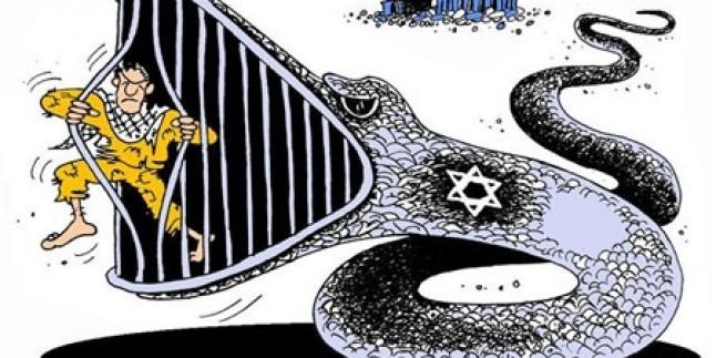 Karikatür: Siyonizm Yılanının Sonu Gelecektir…