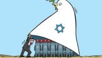 Karikatür: Siyonizmin Barış Adı Altında Yaptıkları…