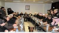 Lahham: Hükümet Ülkenin Her Bölgesinde Ulusal Uzlaşma Sürecini Destekliyor…