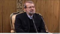 Suriye'nin Tahran büyükelçisi, Laricani ile görüştü